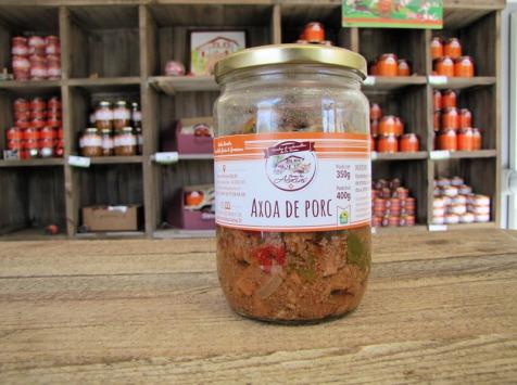 Ferme les Acacias - Axoa de Porc