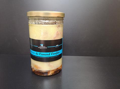 La Ferme du Luguen - Cuisses De Canard Confites X3 - 3 pers