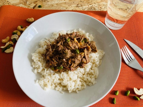Hippolyte - Le Mijoté 750g : recette de viande de cheval en sauce, façon bourguignon