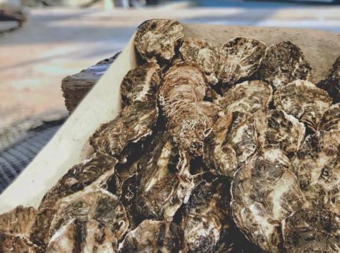 Vicente Coquillages - Huîtres De L'étang De Thau N°3 - 10kg