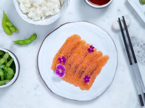 ÏOD - Émincés de saumon fumé aromatisé noisette 120g