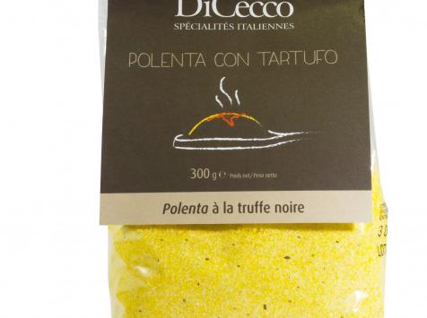 Casa Di Cecco - Polenta à la truffe noire
