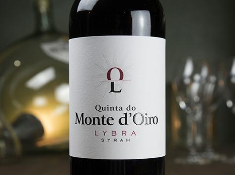 Dyvin - Quinta Do Monte D'oiro - Lybra Tinto - Lot De 3 Bouteilles