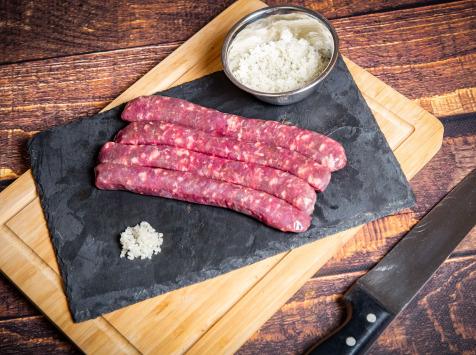 La Ferme du Mas Laborie - Saucisses de bœuf - 1 kg