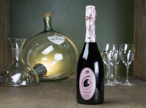Dyvin - Filipa Pato - bulle rosé Bairrada - Lot De 6 Bouteilles
