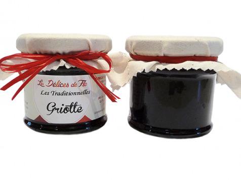 Fromagerie Seigneuret - Confiture De Griotte