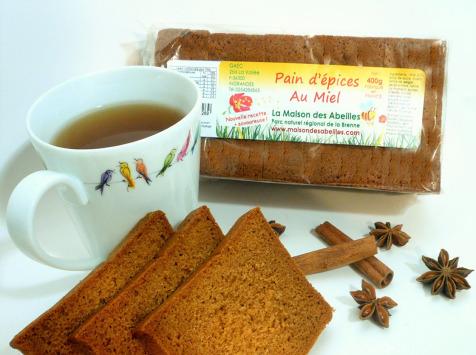 La Maison des Abeilles - Pain D'épices Au Miel