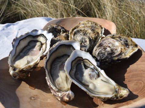 Huître de Normandie - Huîtres Spéciales No.1 Demoiselles D'agon© - 24 Pièces