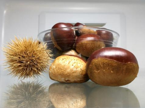 La Ferme des petits fruits - Châtaignes Sauvages Bio - 5kg
