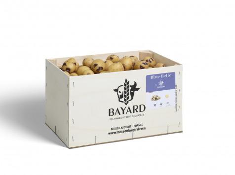 Maison Bayard - Pommes De Terre Grenailles Blue Belle - 5kg