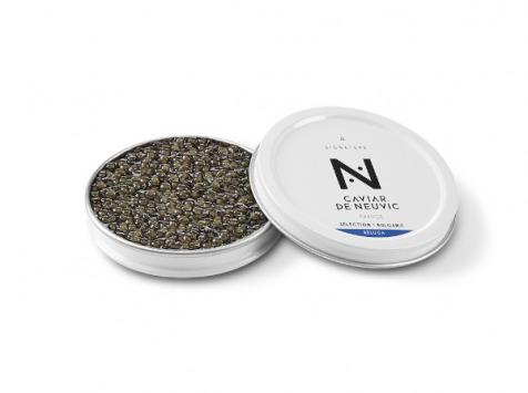 Caviar de Neuvic - Caviar Sélection Beluga 100g