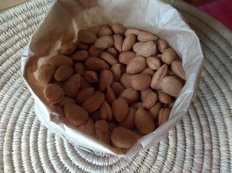 Les Amandiers de TinTin - Amandes En Coque 1kg