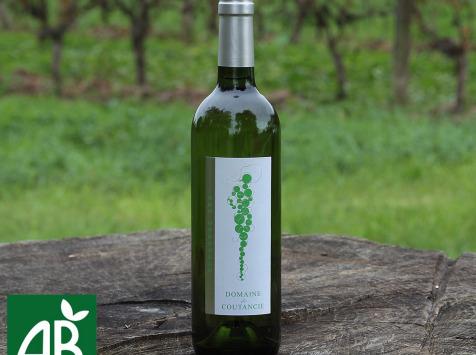 Nature viande - Domaine de la Coutancie - Domaine de coutancie vin blanc sec 2016 x12