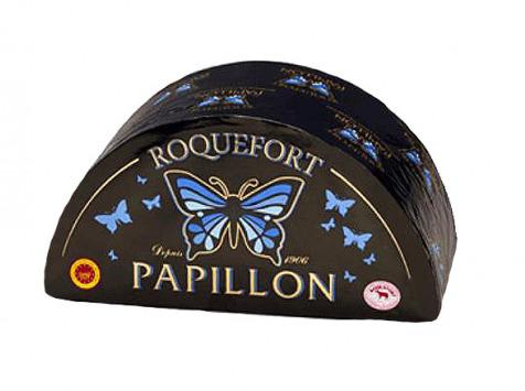 Fromagerie Seigneuret - Roquefort Papillon - 500g