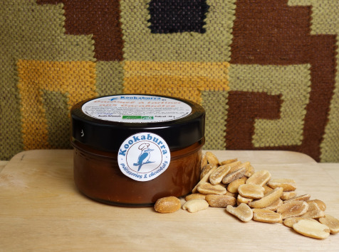 Pâtisserie Kookaburra - Caramel À Tartiner Aux Cacahuètes