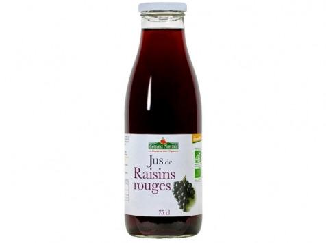 Les Côteaux Nantais - Jus Raisins Rouges 75 cl Demeter