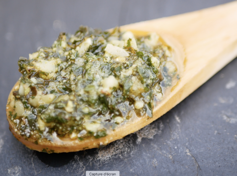 Lioravi, l'authentique pâte fraîche ! - tagliatelles Avec Son Pesto Basilic Parmesan