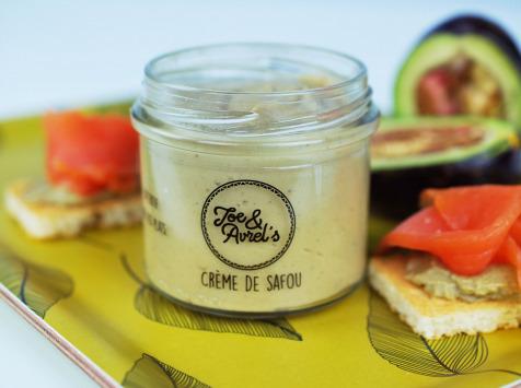 Joe & Avrels - Crème De Safou En Provenance Du Congo