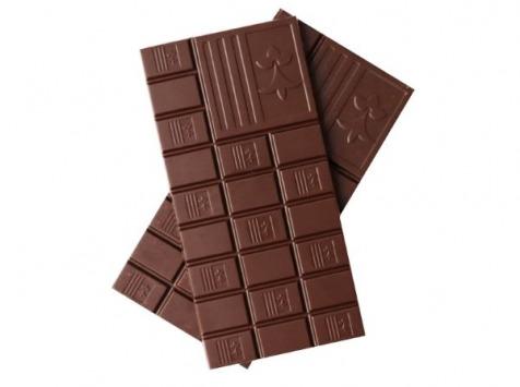 Maison Le Roux - Tablette Chocolat Noir 100% Cacao