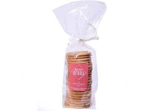 Biscuiterie Maison Drans - Sablé au Beurre AOP - 200 g