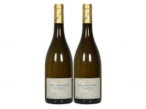 Domaine Tupinier Philippe - Bourgogne Chardonnay ''Vieilles Vignes'' 2 Bouteilles 75cl