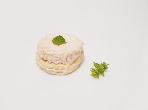 Fromage Gourmet - Saint Marcellin Au Basilic Maison