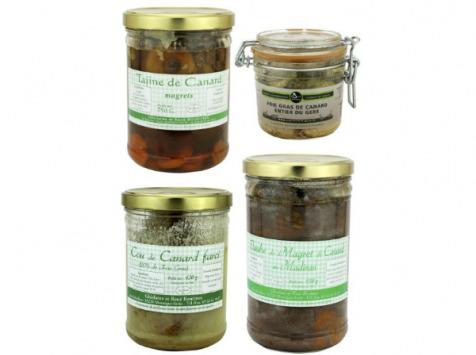 Esprit Foie Gras - Le Panier Gourmand