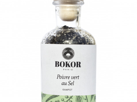 BOKOR - Poivre Vert Frais Au Sel