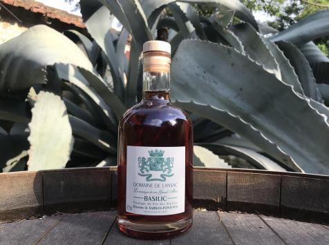 La Boite à Herbes - Vinaigre De Vin Au Basilic