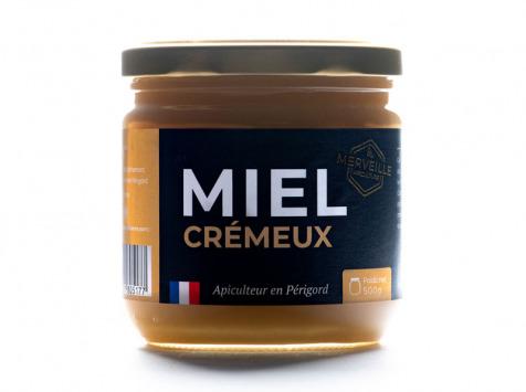 Merveille Apiculture - Miel Crémeux