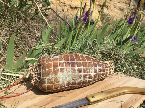 Depuis des Lustres - Comptoir Corse - Coppa Porc Nustrale Entière - 800 g