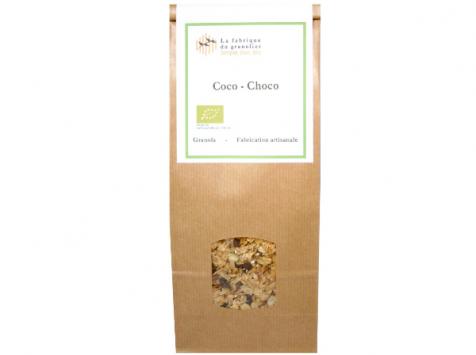La fabrique du granolier - Sachet De Granola Coco-choco