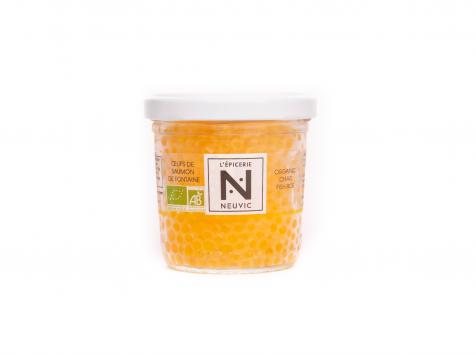 Caviar de Neuvic - Oeufs De Saumon Fontaine BIO FRANCE 250g