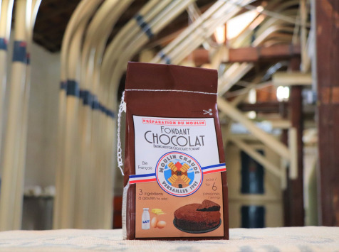 Moulins de Versailles - Préparation Pour Fondant Au Chocolat - 375g