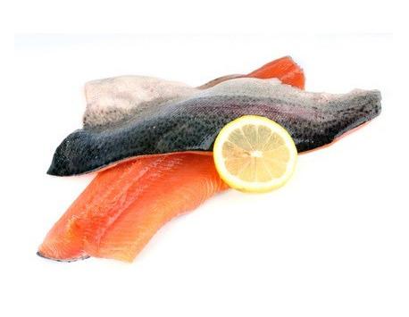 Ma poissonnière - Gros Filet De Truite Saumonée - Lot De 2 Kg