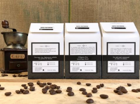 Cafés Factorerie - Lot Découverte : 3 de nos Meilleurs Cafés en GRAINS