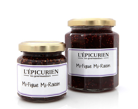 L'Epicurien - MI FIGUE MI RAISIN