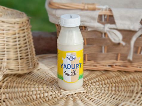 La Ferme de Viltain - Yaourt À Boire Vanille