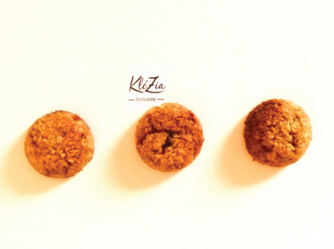 KléZia Pâtisserie - Rocher Coco IG bas - sans lactose
