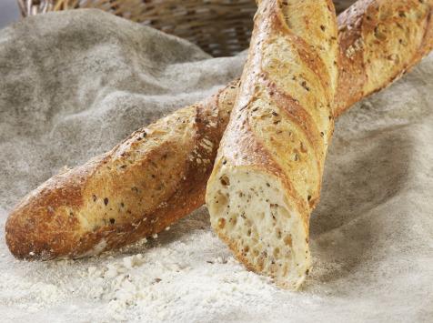 Maison Boulanger - 1/2 Baguette Cereales Pré Cuite Surgelée*3