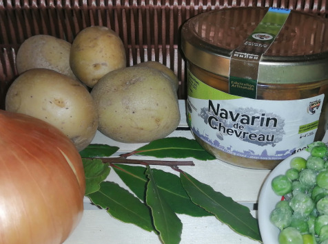 Ferme du caroire - Navarin De Chevreau 800g