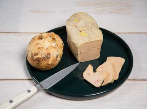 Ferme de Pleinefage - Foie Gras Mi Cuit De Canard 150 g (2 personnes)
