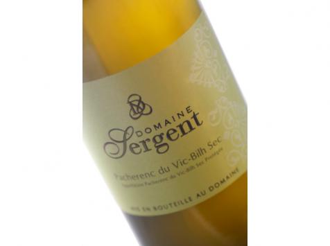 Domaine Sergent - Pacherenc Du Vic-bilh Sec 2019 - 1 bouteille