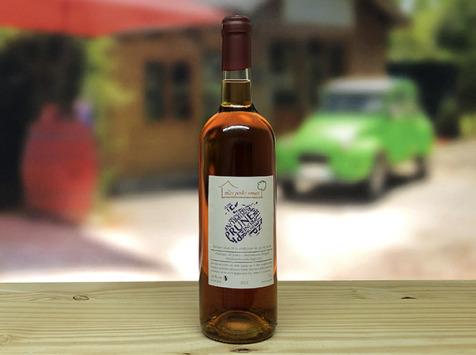 Les Perles Rouges - ''vin De Prune'' - 4x75cl