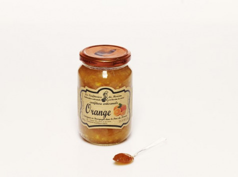 Le Palais Gourmet - Confiture d'Orange