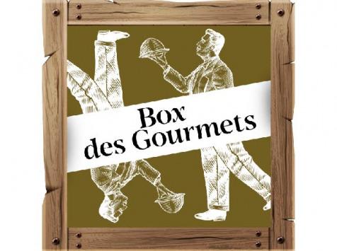 Godaille de l'Armement Cherbourgeois - En Direct du Bateau - Box des Gourmets - Poissons fins colis 3kg (Lotte ou Saint Pierre, Rouget Barbet, Turbot ou Barbue)