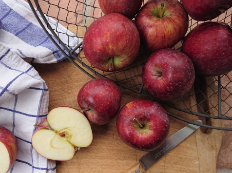 Le Verger de Crigne - Colis 4kg Pommes Top Red Bio