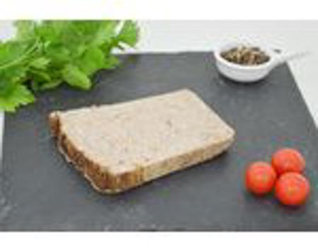 Les producteurs de CoopCorico - Pâté de Lapin au Muscadet tranché en 250g