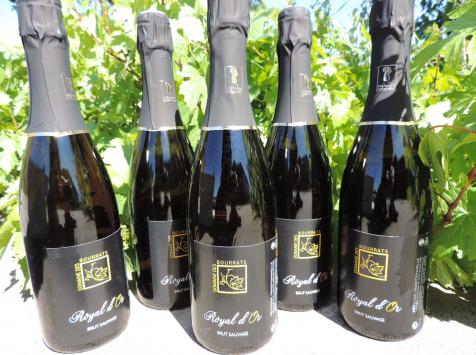 Domaine des Bourrats - Méthode Traditionnelle Royal d'Or - 6 bouteilles