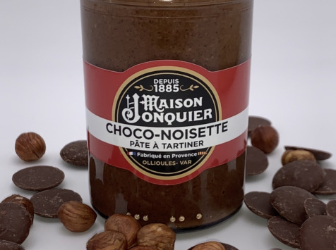 Maison Jonquier - Pâte À Tartiner Choco Noisette